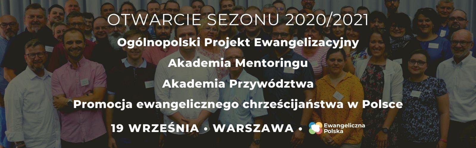Otwarcie sezonu 2020/2021